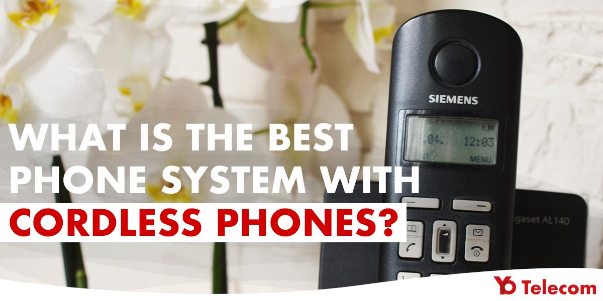 Phone System Cordless Phones