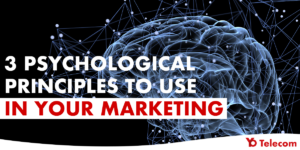 Psychological Principles in Marketing